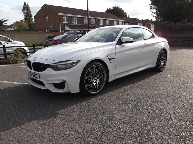 View BMW 4 SERIES M4 COMPETITION